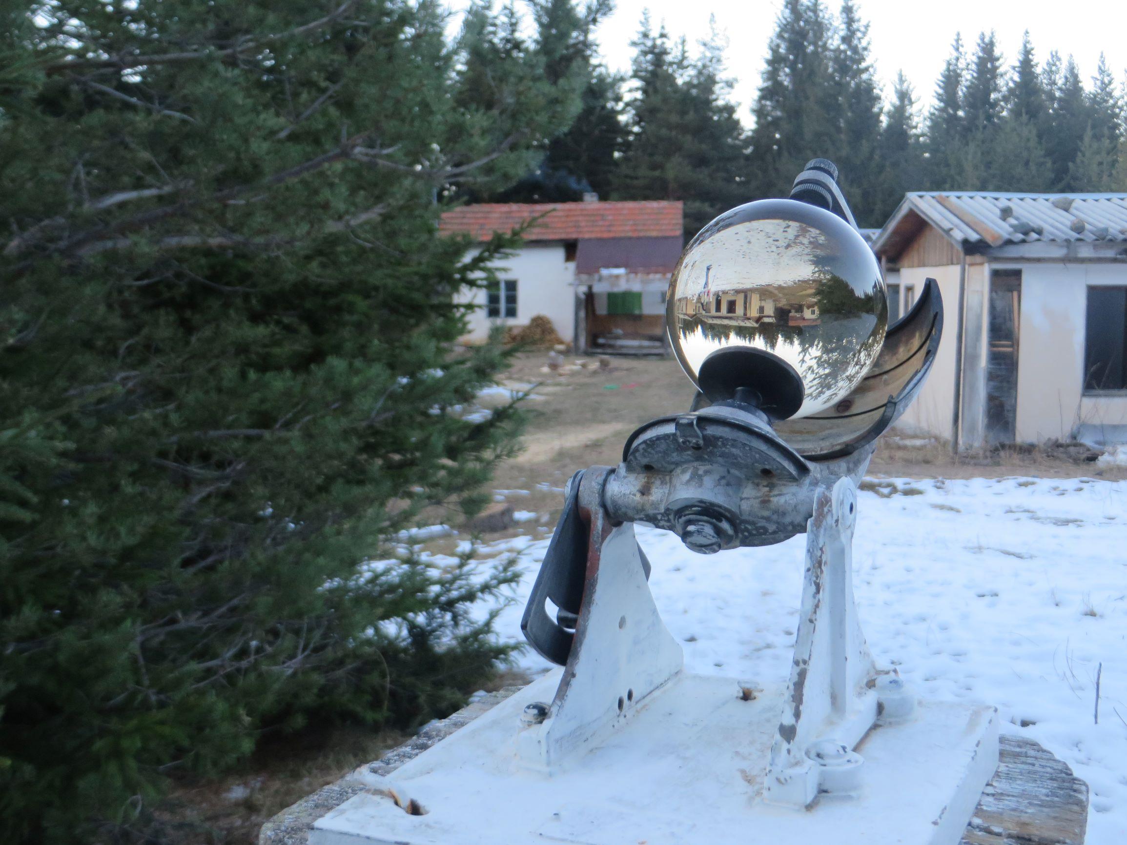 Meteorological station at Ovnarsko